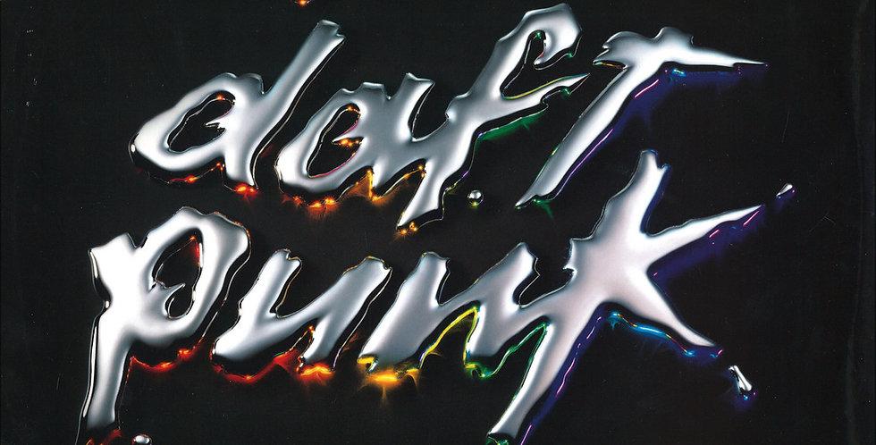 "Daft Punk - Discovery 2x12"""