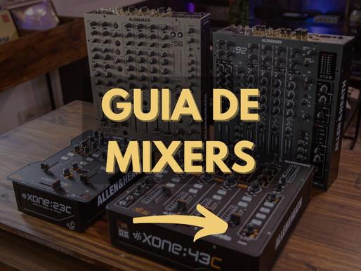 Guía de mixers