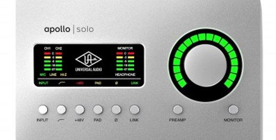 UA Apollo Solo USB