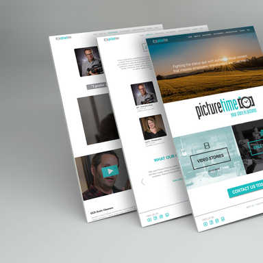 Website Design for Picture Time