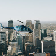 Bell Helicopter Photo/Video Shoot