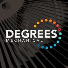 Degrees Mechanical Brand Identity