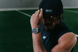 Justin Jefferson X Angelus Watches