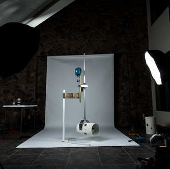 HydroSweep Pro Photo Shoot
