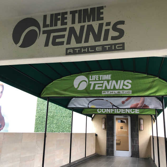 Life Time Fitness Brand Experience