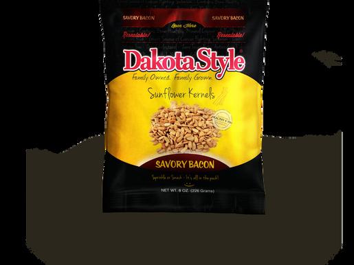 Savory Bacon Sunflower Kernels