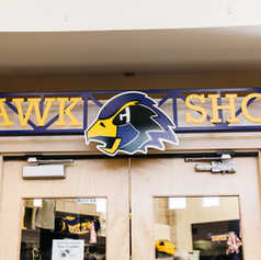 Chaska High School Environmental Branding