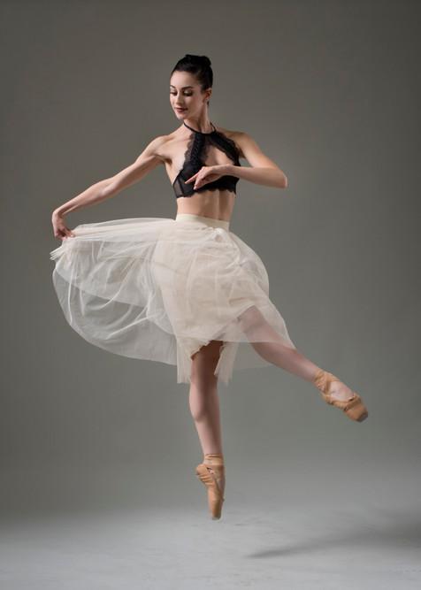 Ballerina Mirella Costa Neto of Nevada Ballet Theater.