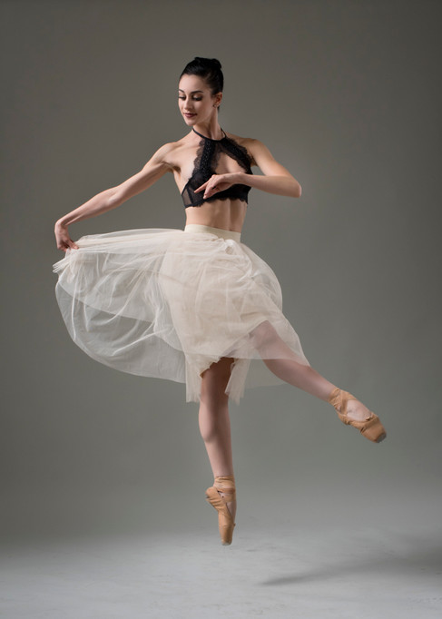 Ballerina Mirella Costa Neto of Nevada Ballet Theater.