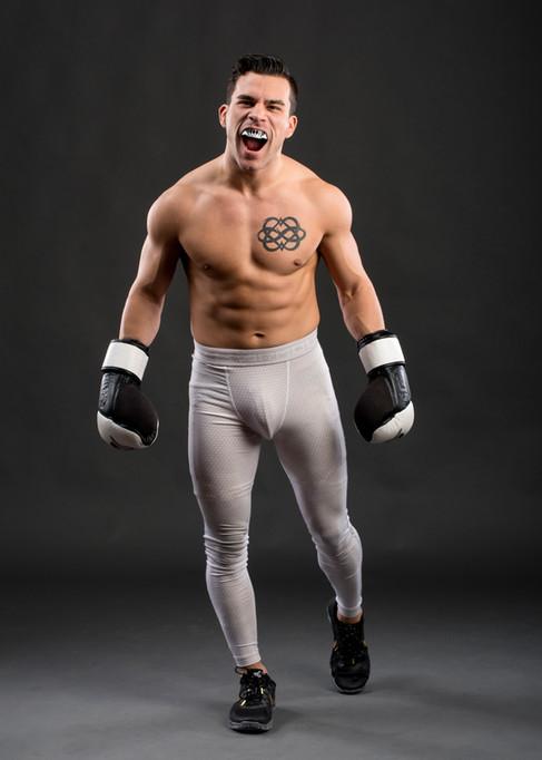 Fitness portfolio shoot with Christopher Elisarraras