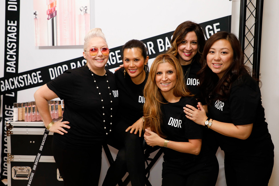 Dior Team at SLC 2018