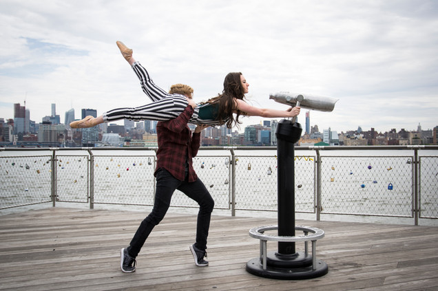 Dance Portrait in Hoboken
