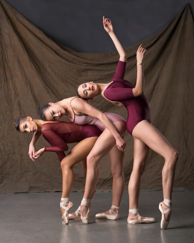 Group Dance Portrait