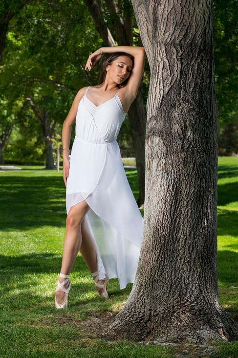 Dance Portrait of Brianna Moriarty