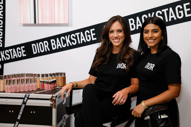 Dior Backstage Team