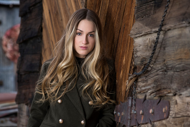Kenzie Model Portfolio