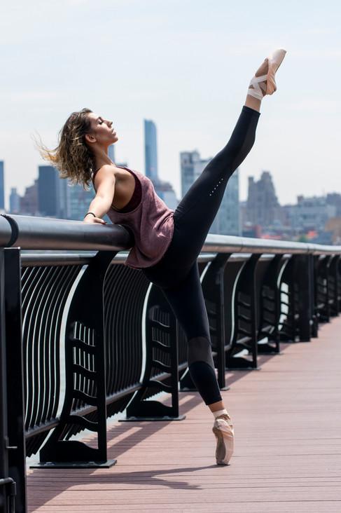 Ballet Portrait of Isabella Kowalski
