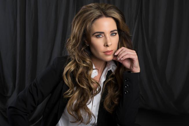 Portrait of Crystal Thurman