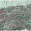 Thumbnail: Viento Talwindkarte Ostalpen (Papier)