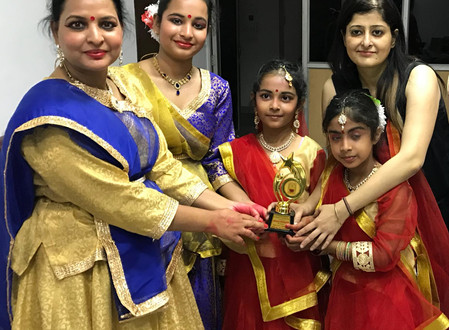 Our Students Winners at International Dance competition