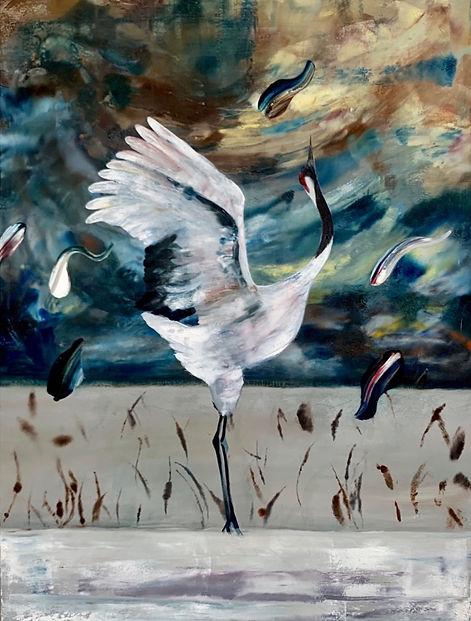 36x48, Oil on canvas ,2019