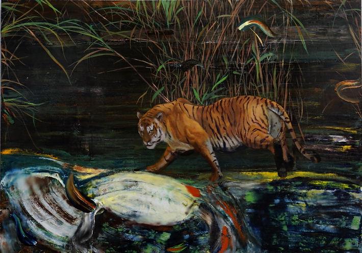 44x62, Oil on canvas , 2019