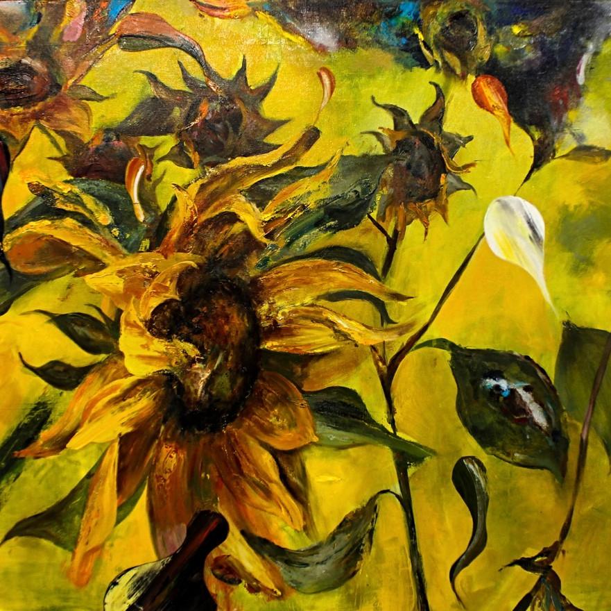 Sunflower - Sold