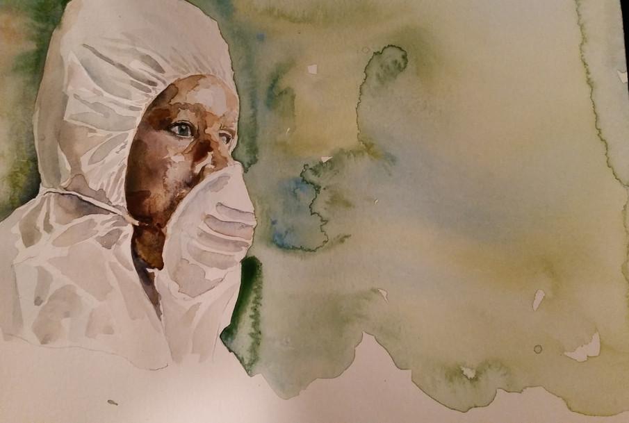 Ebola Water study