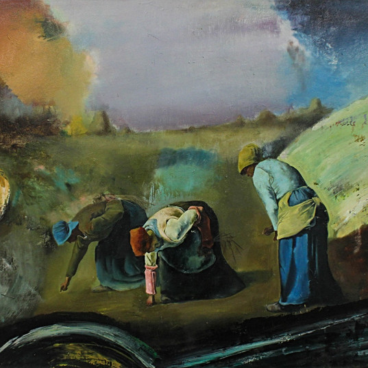 The Gleaners -Sold