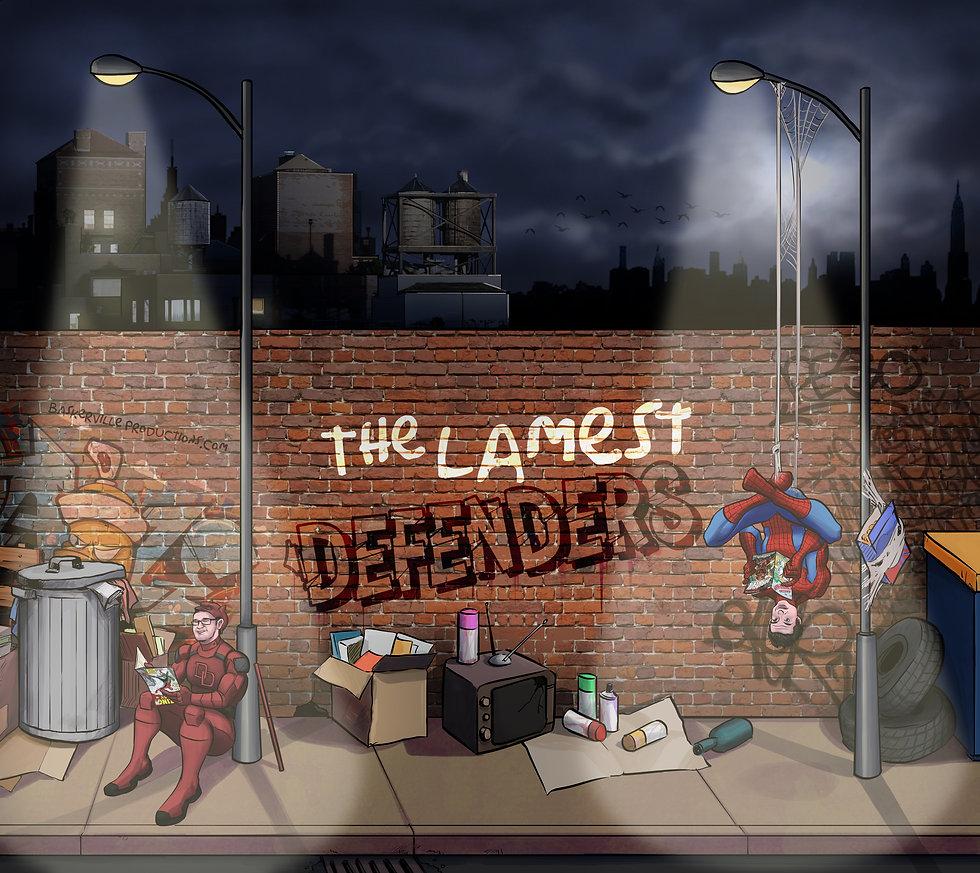 Resized Lamest Defenders FINAL logo bann