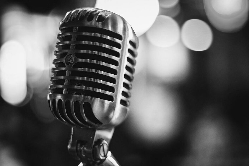 Microphone black and white.jpg