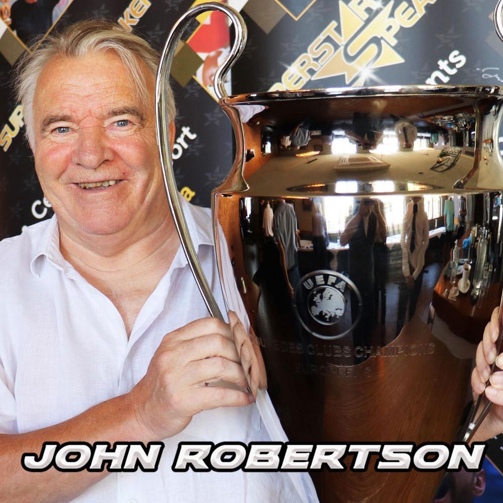Nottingham Forest John Robertson