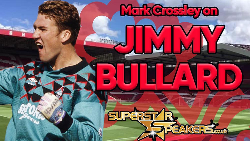 Mark Crossley on Jimmy Bullard