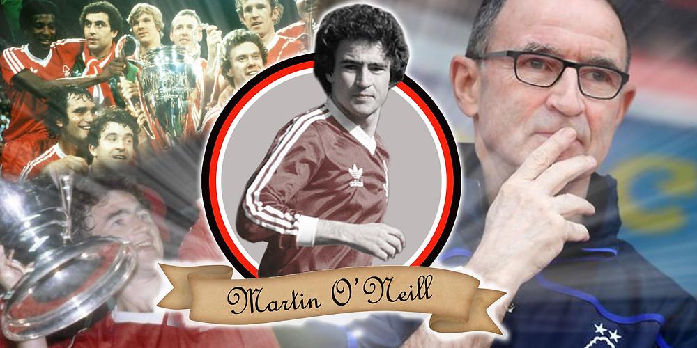 Martin O'Neill Nottingham Forest