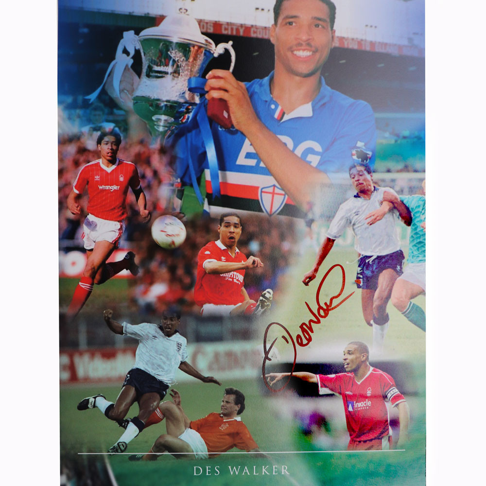 You'll Never Beat Des Walker