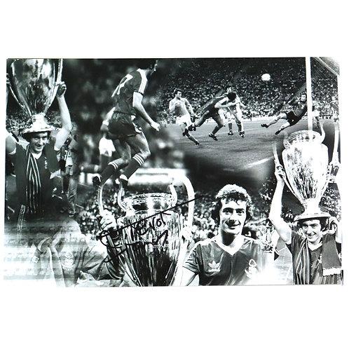 Trevor Francis Nottingham Forest European Cup Final Signed Photo