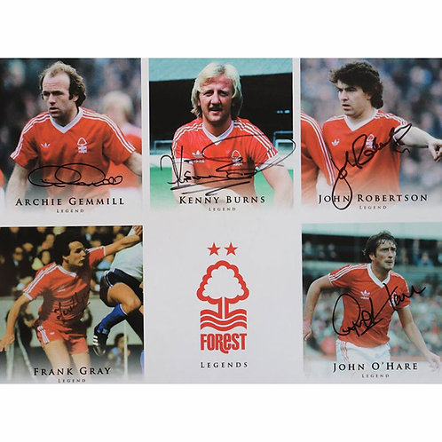 Nottingham Forest European Cup Legends