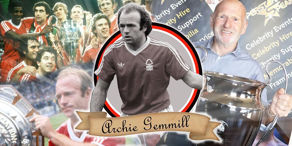 Archie Gemmill Nottingham Forest