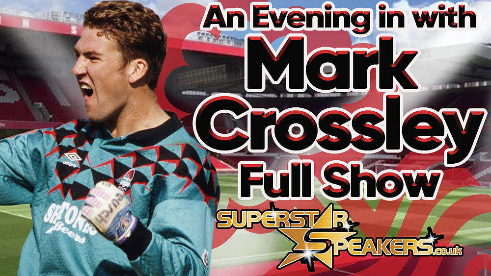 Mark Crossley Nottingham Forest Interview