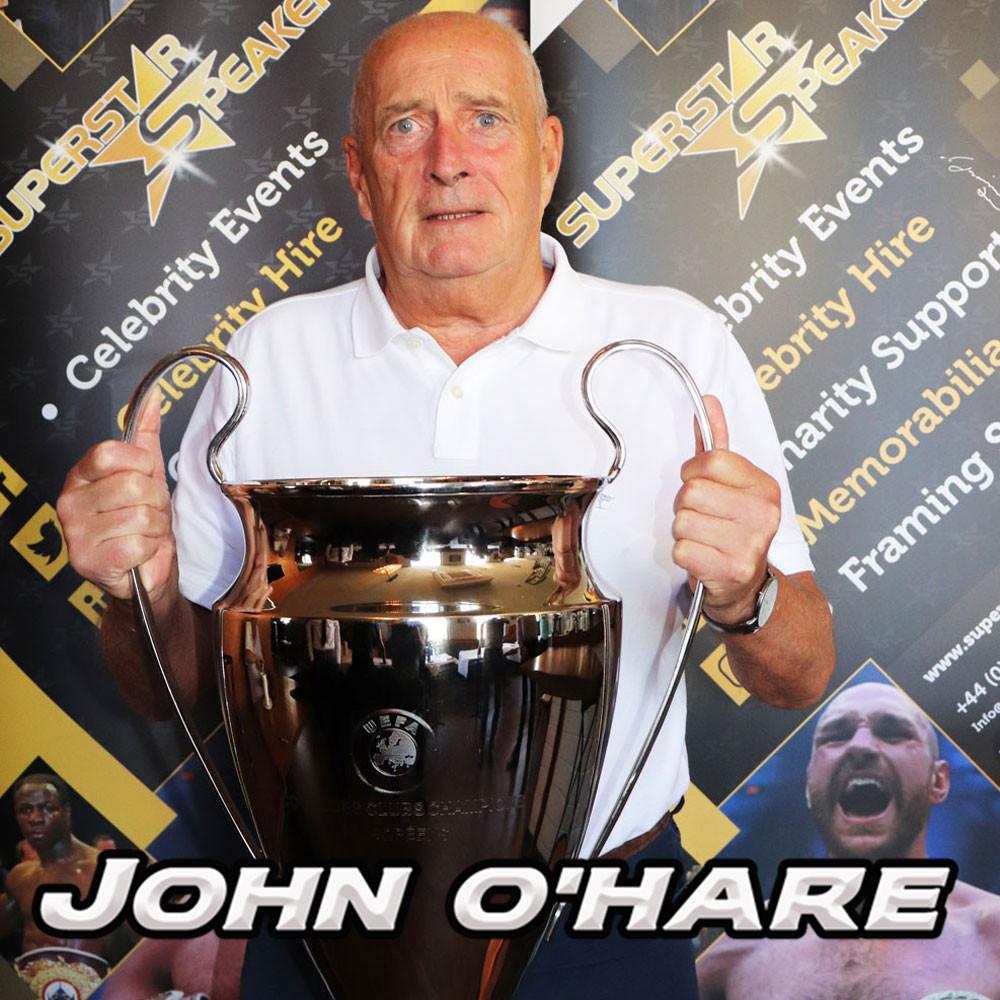 Nottingham Forest John o'Hare