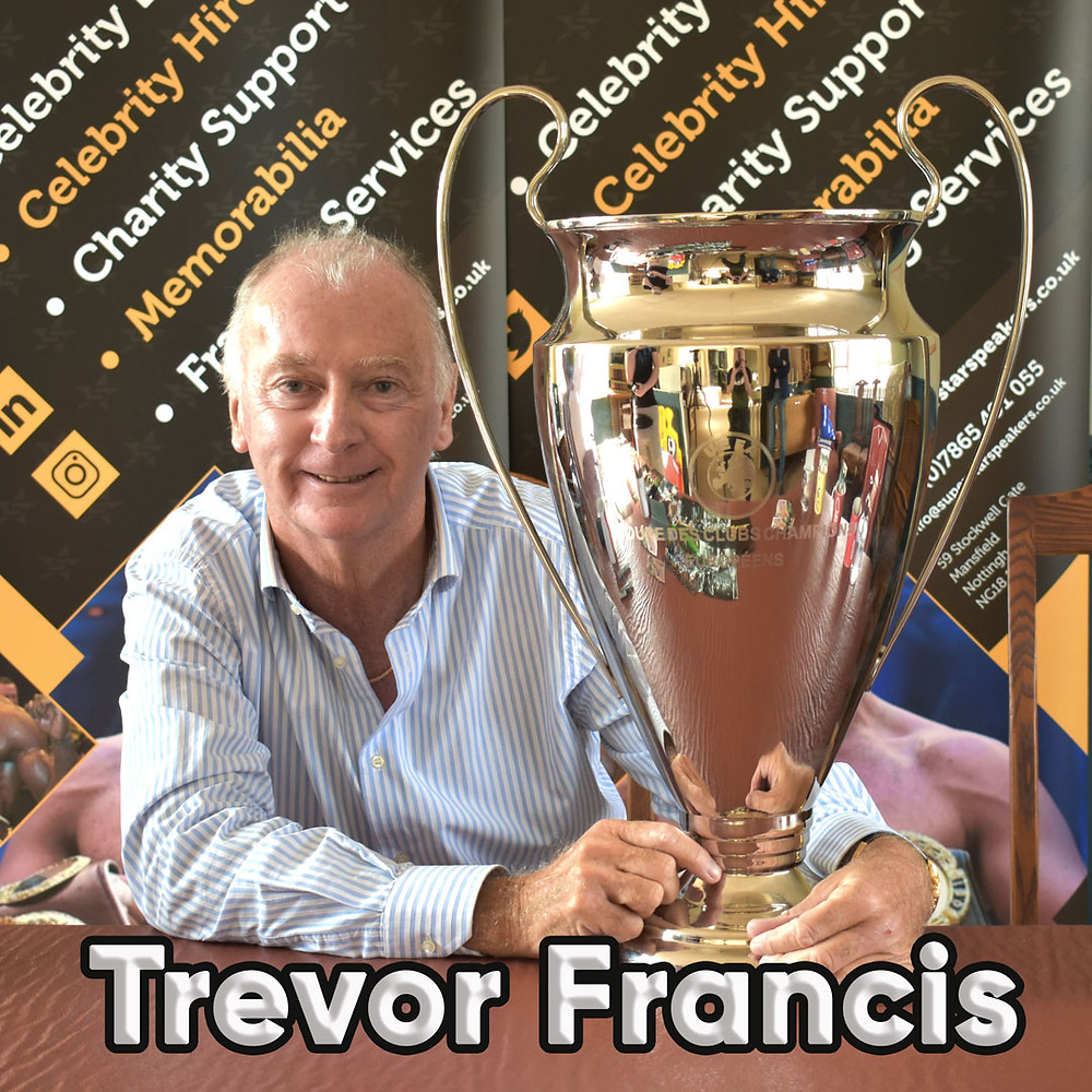 Trevor Francis European Cup