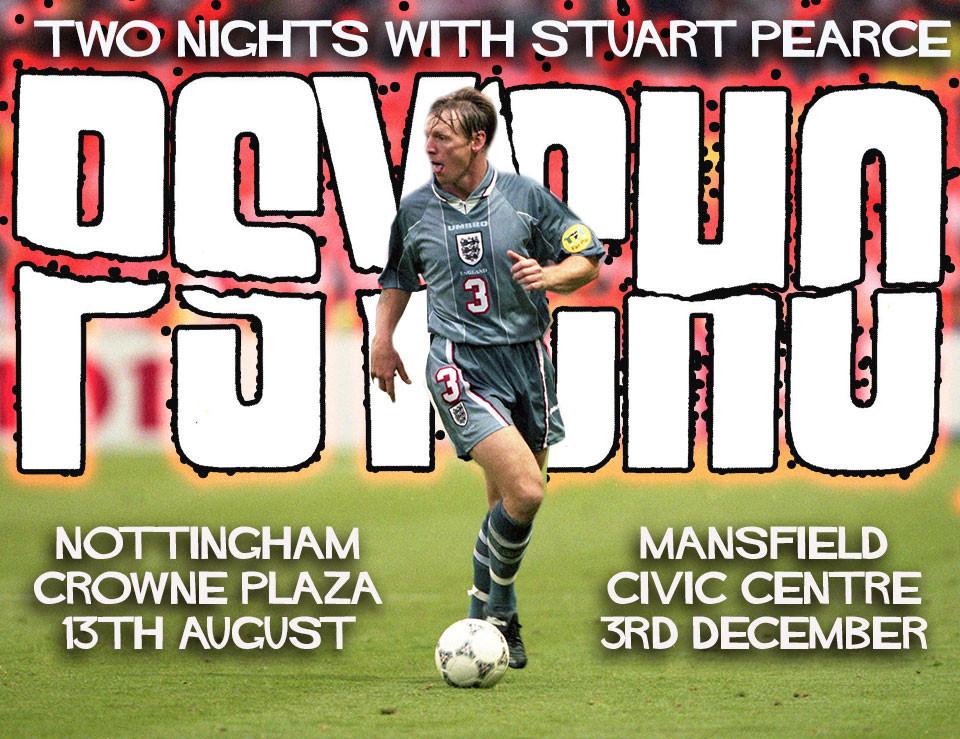 Stuart Pearce Nottingham
