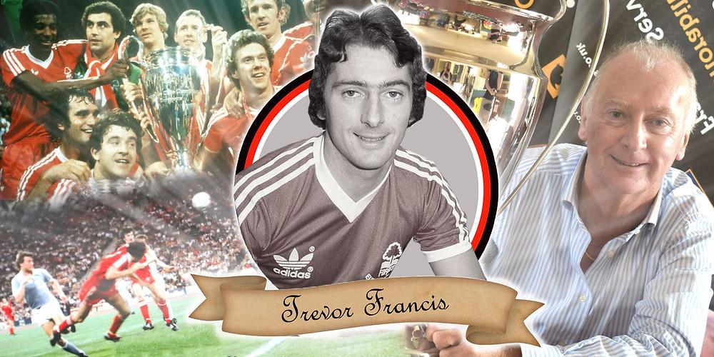 Trevor Francis Nottingham Forest