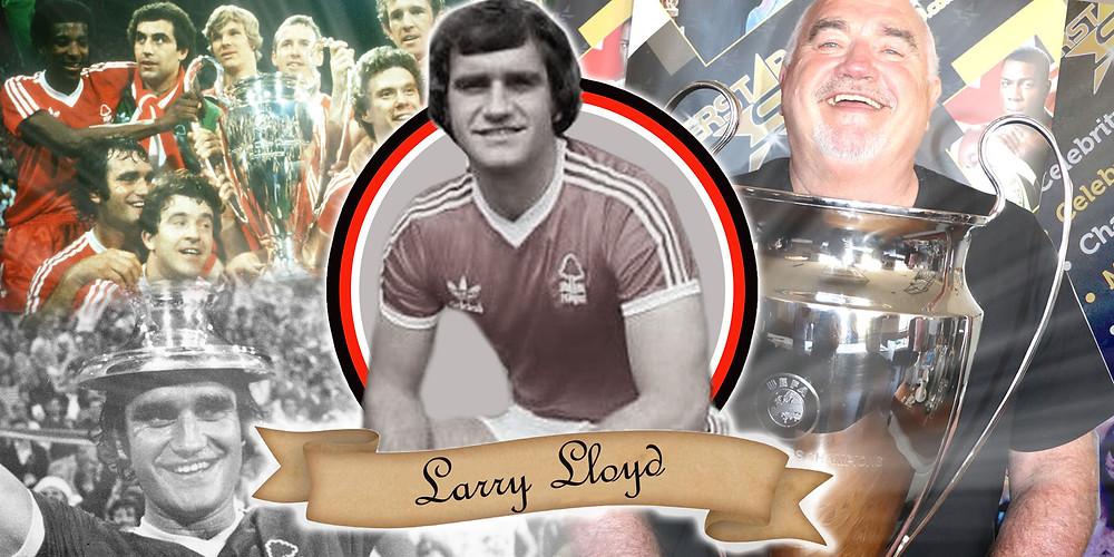 Larry Lloyd Nottingham Forest
