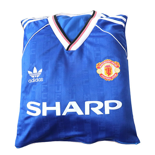 Manchester United 1988 - 1990 Third Shirt Cushion