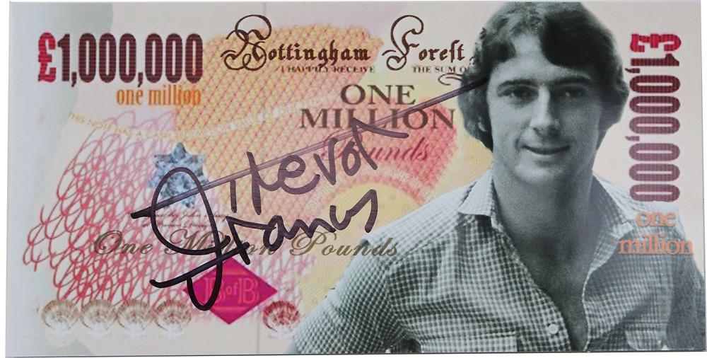 Trevor Francis Million Pounds