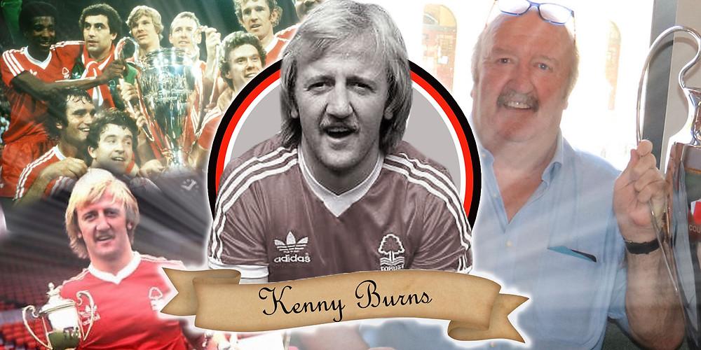 Kenny Burns Nottingham Forest