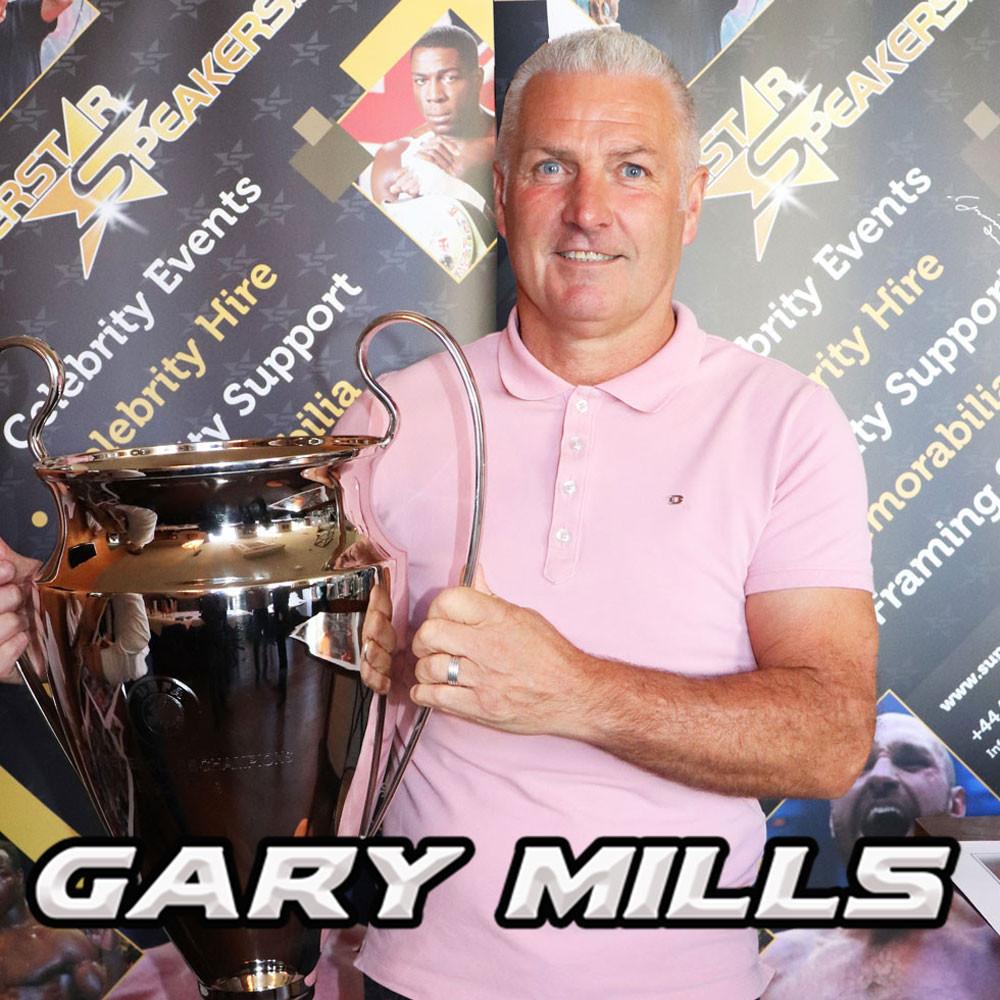 Nottingham Forest Gary Mills