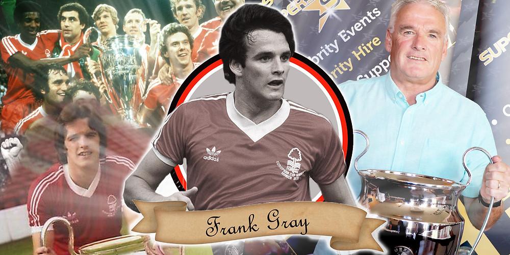 Frank Gray Nottingham Forest