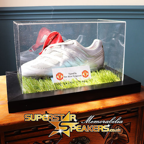 Football Boot Display Case